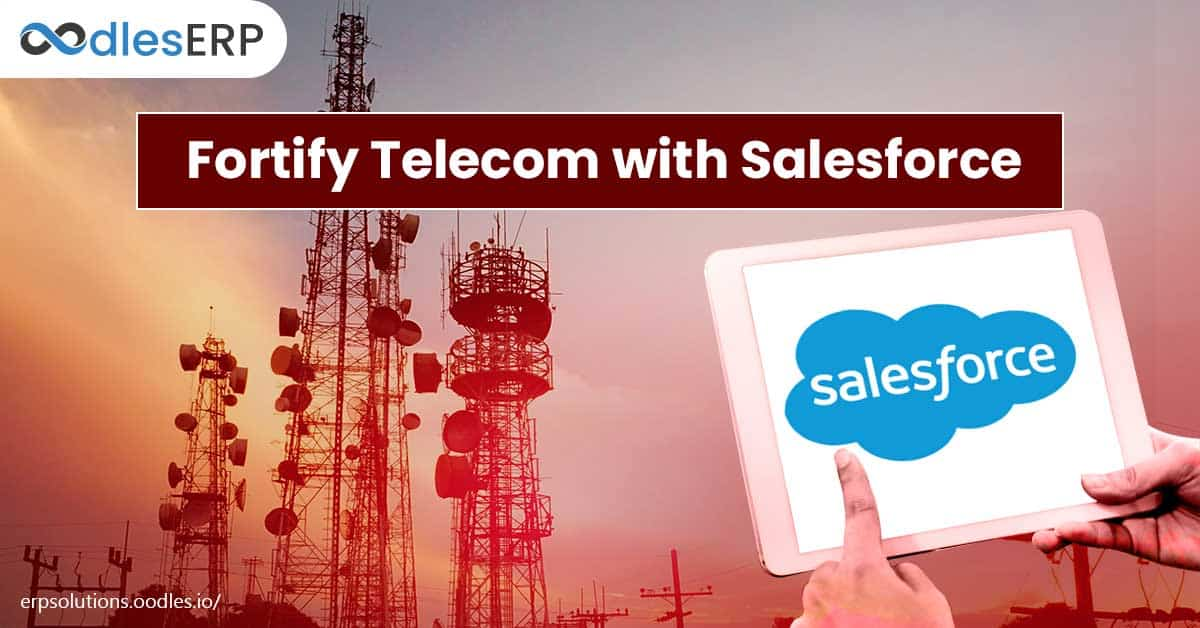 Fortify Telecom with Salesforce